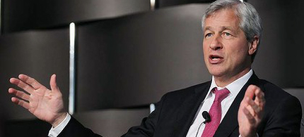 Jamie Dimon was reelected Chairman and CEO of JPMorgan Chase. (photo: Getty Images)