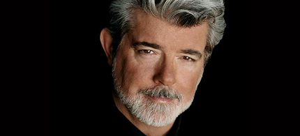 Portrait, George Lucas. (photo: LucasFilm)