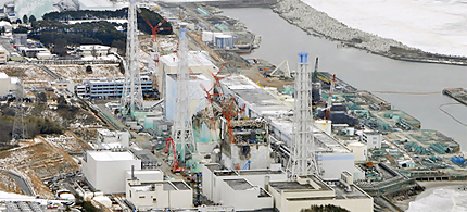 Fukushima Daiichi Nuclear Power Station. (photo: CommonDreams)