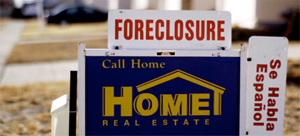 In the first quarter of 2012, the foreclosure rate jumped in 26 out of the 50 largest American cities. (photo: Rick Wilking/Reuters)