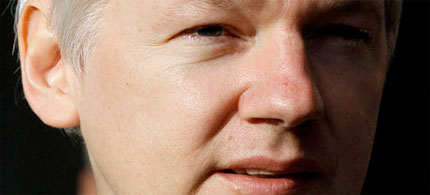 WikiLeaks founder Julian Assange: judges ruled his arrest warrant had been lawfully issued. (photo: Kirsty Wigglesworth/AP)