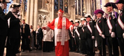 Cardinal Timothy Dolan. (photo: Michael Appleton/NYT/Redux)