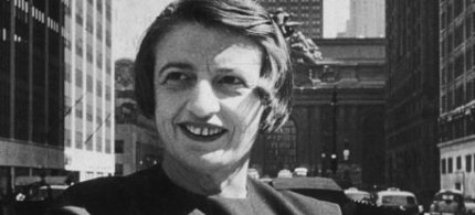 Ayn Rand, novelist and exponent of Objectivist philosophy. (photo: Hulton Archive/Getty Images)