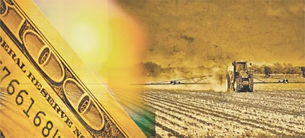 Monsanto now faces charges that may exceed $7.5 billion to farmers. (photo: unknown)