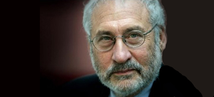 Economist Joseph Stiglitz. (photo: Roosevelt Institute)