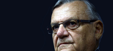 Maricopa County Sheriff Joe Arpaio. (photo: Arizona Star)