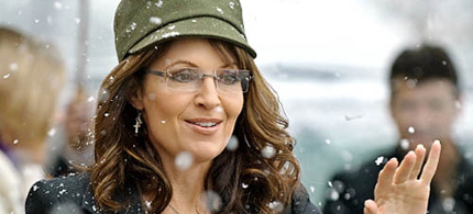 Sarah Palin, pictured during a book signing in Virginia, is weathering... (photo: Richards/Getty)