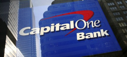 Capital One is one of the nation's biggest consumer-financial companies. (photo: Mark Lennihan/AP)