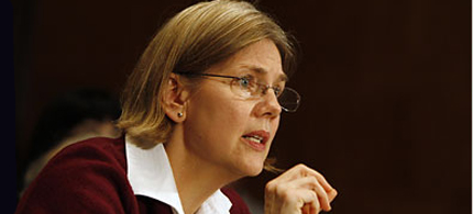 Elizabeth Warren needs to nationalize her campaign to save Democratic control of the US Senate. (photo: Getty Images)