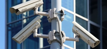 Surveillance cameras are only one part of the growing collection of surveillance technology being implemented in the US. (photo: Kodda/Shutterstock)