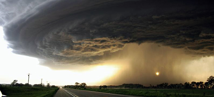 Is extreme weather the new normal? (photo: Mike Hollingshead)