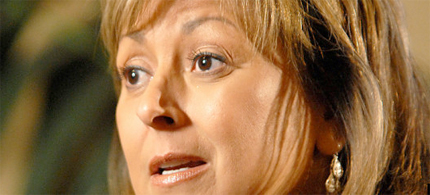 New Mexico Gov. Susana Martinez (R). (photo: AP)