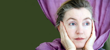 Portrait, Rebecca Solnit. (photo: City Lights)