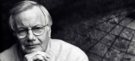 Portrait, Bill Moyers (photo: PBS)