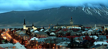 Iceland's economy is growing faster than the EU or the US. (photo: Graham Barclay/Bloomberg News)