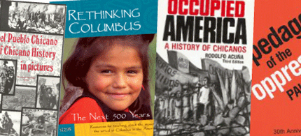 The banning of Chicano studies books in Arizona Schools should be reversed. (photo: Zinn Education Project)