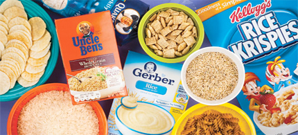 Consumer Reports found varying levels of arsenic in more than 60 rices and rice products. (photo: Consumer Reports)
