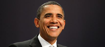 President Obama was interviewed in the Oval Office by Douglas Brinkley for Rolling Stone. (photo: AP)