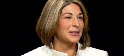 Author and activist Naomi Klein. (photo: CharlieRose.com)