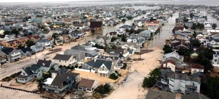 Hurricane Sandy destroyed 111 homes in the Queens neighborhood