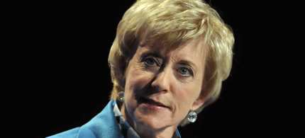 Linda McMahon spent nearly $100 Million dollars in two losing elections. (photo: AP)