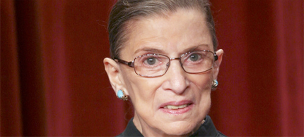 The oldest of the court's nine members, 79-year-old Ruth Bader Ginsburg, has indicated she might retire in the next few years. (photo: Gary Fabiano/Pool via Bloomberg)