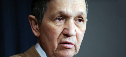 Congressman Dennis Kucinich. (photo: AP)