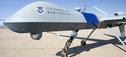 The Department of Homeland Security wants to double its drone fleet. (photo: Katie Drummond)