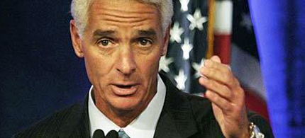 Former Florida Governor, Charlie Crist. (photo: Getty Images)