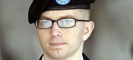 Bradley Manning. (photo: AP)