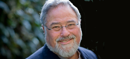 Portrait, George Lakoff. (photo: UC Berkeley)
