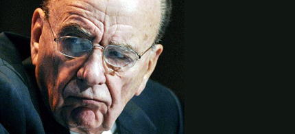 Rupert Murdoch's ultimate and most audacious attempt - thwarted. (photo: Reuters)
