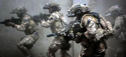 Screenshot from the movie Zero Dark Thirty. (photo: Columbia Pictures)