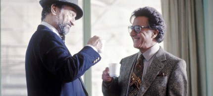 Screenshot from the movie 'Wag the Dog.' (photo: New Line Cinema)