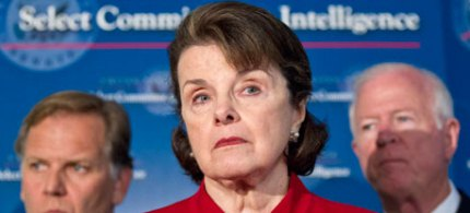 Democratic Senate Intelligence Committee chair Dianne Feinstein. (photo: J Scott Applewhite/AP)