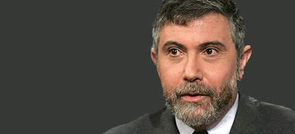 New York Times columnist Paul Krugman. (photo: NYT)