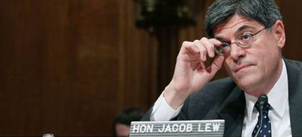 White House Chief of Staff Jacob Lew has been nominated for Treasury Secretary. (photo: Getty Images)