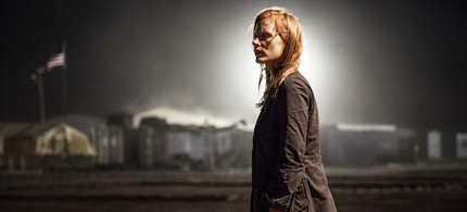 Jessica Chastain plays the CIA's 'Maya' in Zero Dark Thirty, a film unfairly maligned as pro-torture. (photo: Sony/Columbia Pictures) ]