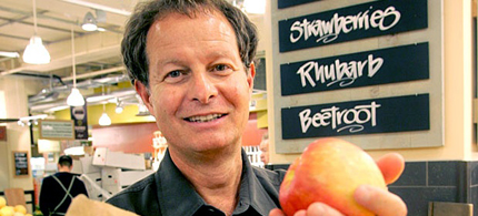 John Mackey, the CEO of Whole Foods. (photo: Whole Foods)