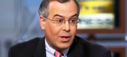 New York Times columnist David Brooks. (photo: unknown)