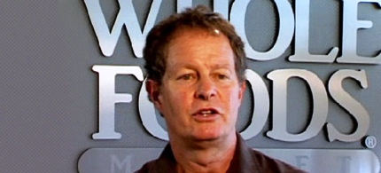 Whole Foods CEO John Mackey. (photo: Whole Foods Markets)