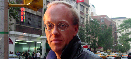 Journalist Chris Hedges. (photo: Nation Institute)