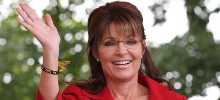 Fox News is ending its relationship with Sarah Palin. (photo: Getty Images)