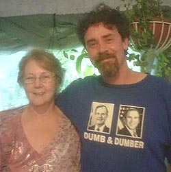 MacAdam Mason and his mother, Rhonda Taylor. (photo: Mason Family)