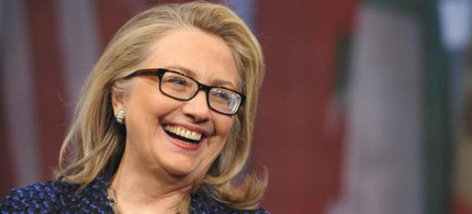 Will Hillary run in 2016? (photo: Mandel Ngan/AFP)