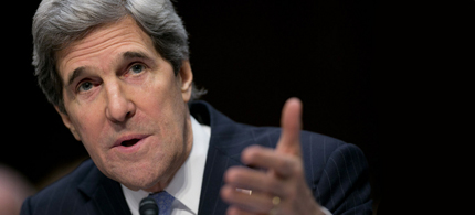 Secretary of State John Kerry will oversee the review of the Keystone Pipeline. (photo: Getty Images)