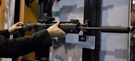 Legislation in Missouri would make proposing to ban this weapon a felony. (photo: AP)