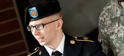 Bradley Manning. (photo: Getty Images)