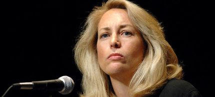 Valerie Plame Wilson on Global Zero - the international movement for the elimination of nuclear weapons. (photo: BBC)