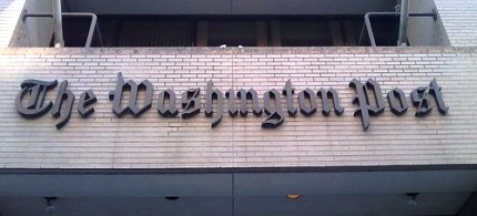 The Washington Post building. (photo: file)